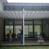 Construir alberca  de 4 x 8, sencilla, con calefacción solar.