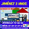 Mudanzas Jimenez 3 Hnos