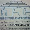 Muros y  Plafones Chavez
