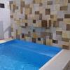 Construcción baño completo