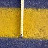 Aplicación de pintura a 66 m de barda de área común de 3.00 m de altura