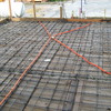 Poner losa de vigueta y bovedilla y losa de concreto