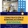 Construcción Y Remodelaciones Espinosa