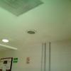 Foto: Plafon corrido con luz