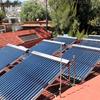 Calentadores solares heat pipe de paso para calentar alberca