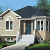 Planos arquitectonicos casa residencial