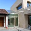 Pintar exterior casa,  fachada serian 7 x 12. 24 y una pared lateral de 6. 88 x 2. 4