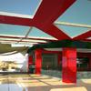 Construir un comedor para 25 trabajadores, En un espacio de 2x2 metros