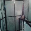 Cancel baño vidrio templado