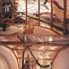 Paneles de vidrio para colocar balones