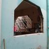 Volado de muebles removiendo ventana y reja e primer piso (arriba de planta baja)