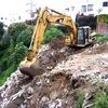 Excavación de zanja e instalación de tubería