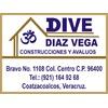 Diaz Vega Construcciones Edificaciones Y Avaluos S.a. De C.v.