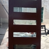 Puertas de madera  P- 07 de 1. 00 x 2. 15m