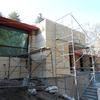 Se necesita la colocación de cantera en fachada, superficie de 888. 16 m2.