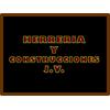 Herreria y Construcciones JV