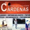 Impermeabilizaciones Cárdenas