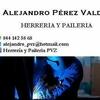 Herrería Y Paileria Pvz