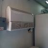 Instalacion de maquina de inyeccion