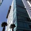 Pintar edificio exterior de edificio de 13 pisos (40 mts. Aprox. De altura)