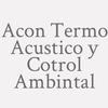Acon Termo Acustico y Cotrol Ambintal