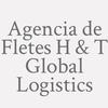 Agencia de Fletes H & T Global Logistics
