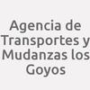 Agencia de Transportes y Mudanzas los Goyos