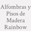 Alfombras y Pisos de Madera Rainbow