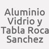 Aluminio Vidrio y Tabla Roca Sanchez