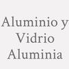 Aluminio y Vidrio Aluminia