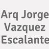 Arq. Jorge Vazquez Escalante