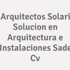 SOLARI. Solución en Arquitectura e Instalaciones