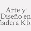 Arte y Diseño en Madera Kbm