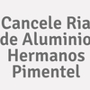 Cancele Ria De Aluminio Hermanos Pimentel