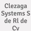 Clezaga Systems S. De R.l. De C.v.