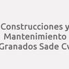 Construcciones y Mantenimiento Granados SAde Cv