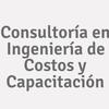 Consultoría En Ingeniería De Costos Y Capacitación