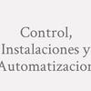 Control, Instalaciones y Automatizacion