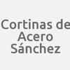 Cortinas de Acero Sánchez
