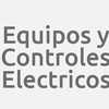 Equipos y Controles Electricos