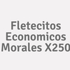 Fletecitos Economicos Morales X250
