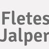 Fletes Jalper