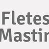 Fletes Mastin