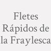 Fletes Rápidos de la Fraylesca