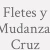 Fletes y Mudanzas Cruz