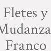 Fletes y Mudanzas Franco