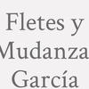 Fletes y Mudanzas García
