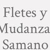 Fletes y Mudanzas Samano