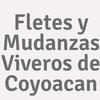 Fletes y Mudanzas Viveros de Coyoacan