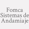 Fomca Sistemas de Andamiaje